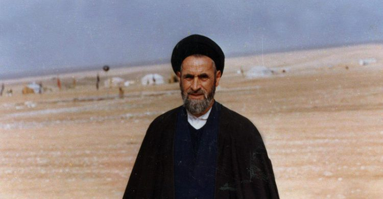 رحلت عالم ربانی حاج سید طاهر علوی