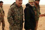 آخرین وداع شهید مدافع حرم خیرالله صمدی