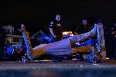 مجسمه های شیاطین در آمریکا به زیر کشیده شد
