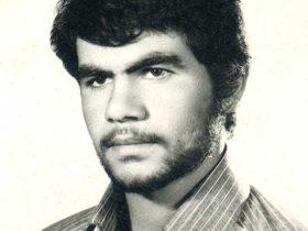 شهید رستمعلی سلطان محمدی