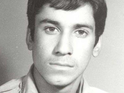 شهید سید اکبر حسینی مهر