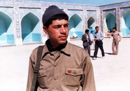شهید سید داود شبیری