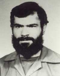 شهید رفعت الله علیمردانی