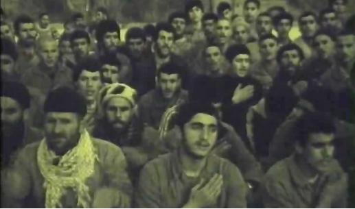 عزاداری شهدا و رزمندگان زنجان