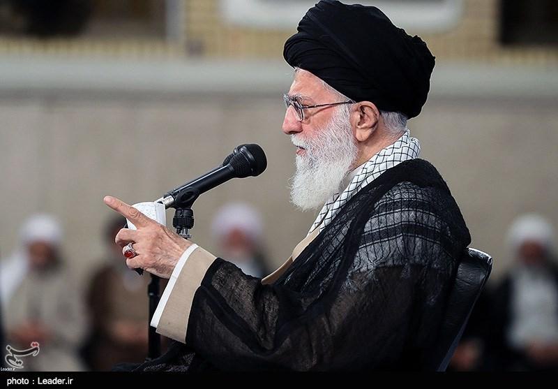 بیانیه رهبر در دفاع از حضرت رسول (ص)