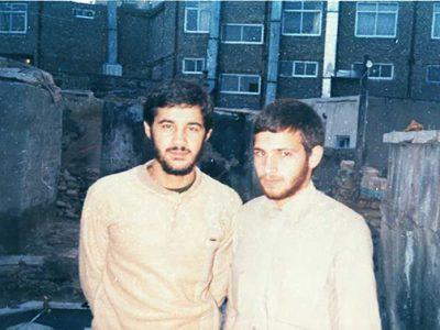 شهید محمدی و شهید سودی