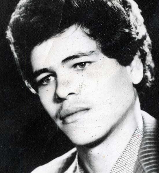شهید ناصر خلیلی