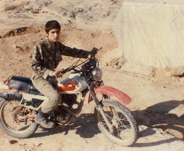 شهید حسن رضا خالقی