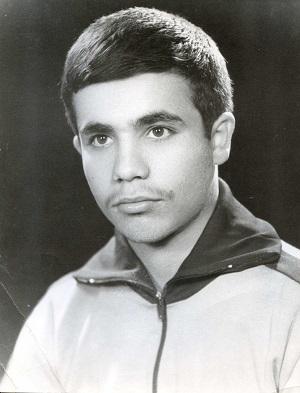 شهید حسین داودی