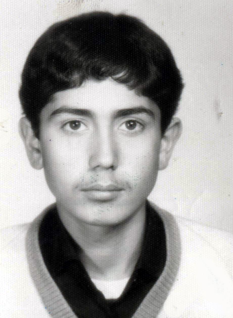شهید سید مسعود سیوانی