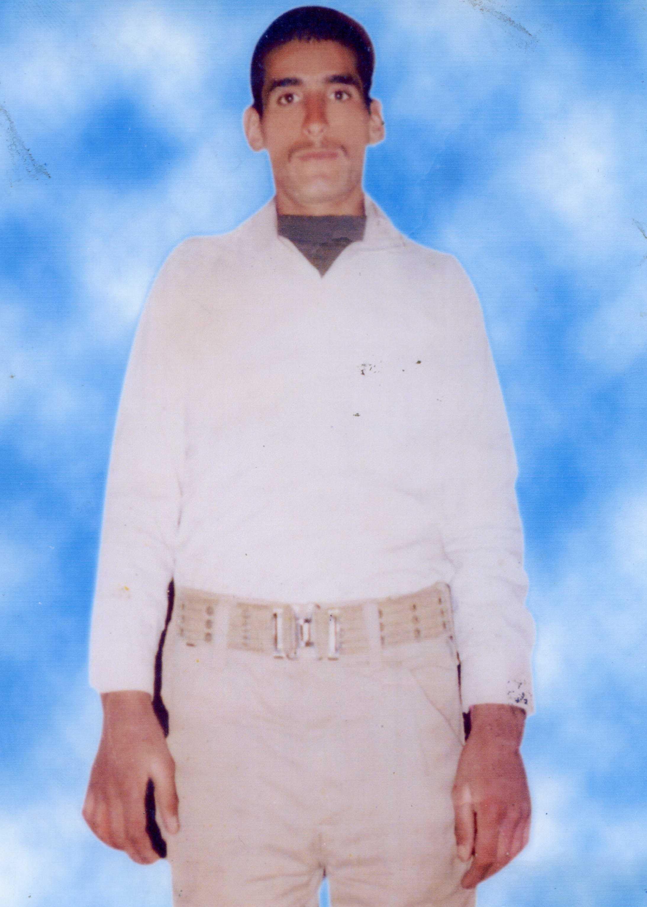 شهید منصور ابراهیمی