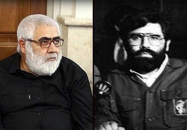 مرتضی رضایی-سپاه