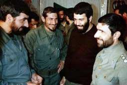 سید یحیی صفوی-سپاه