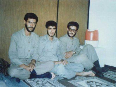شهید علی رضا مولایی
