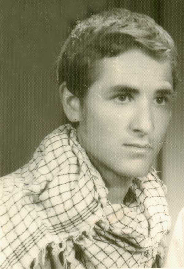 شهید سیداصغر احمدی