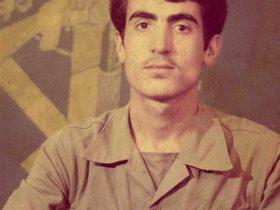 شهید پاسدار مجتبی تاران
