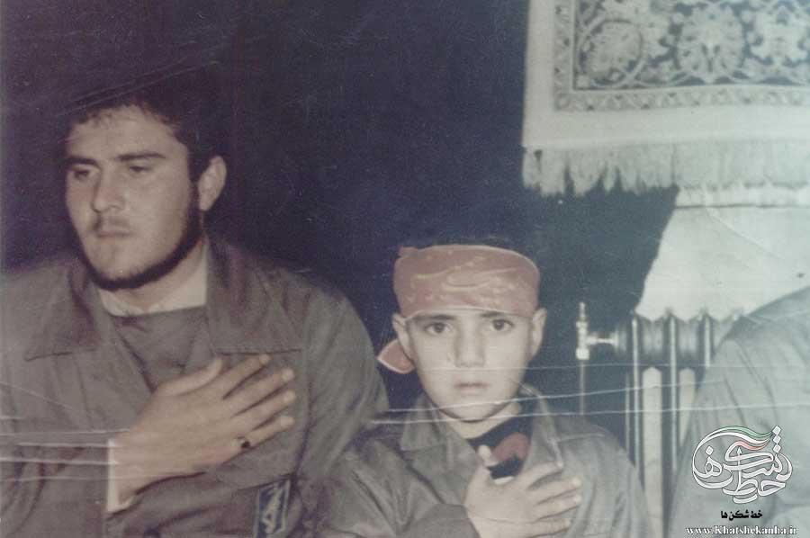 شهید غلامحسین ناصر احمدی